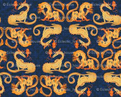 Dragon fire