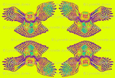 Harpy_Eagle_Tile_Rainbow