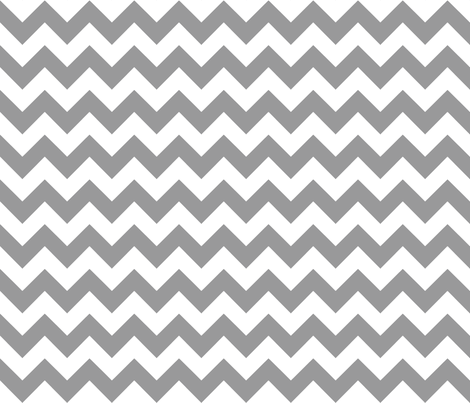 chevron_grey fabric by walrus_studio on Spoonflower - custom fabric