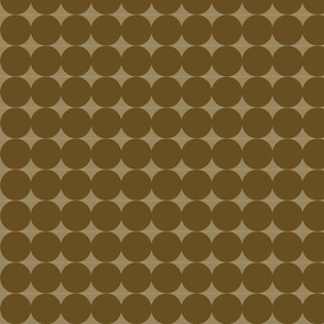 Dot Line - Brown