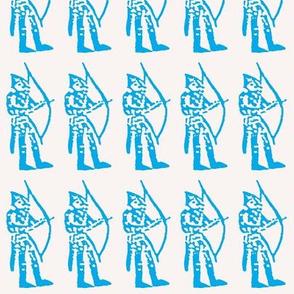 Blue Archer Two