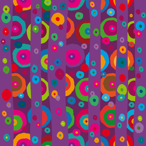 Rondo fabric by cassiopee on Spoonflower - custom fabric