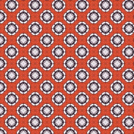 Tori's Spots fabric by siya on Spoonflower - custom fabric