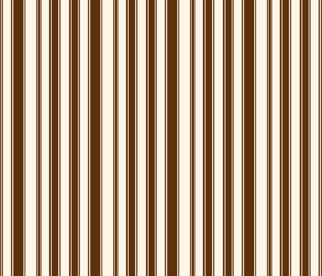 Gentle Stripe II fabric by pond_ripple on Spoonflower - custom fabric