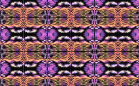 Voodoo Butterfly IV fabric by elephant_booty_studio on Spoonflower - custom fabric