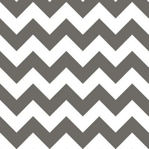 Two Chevrons Make A Right: Gray