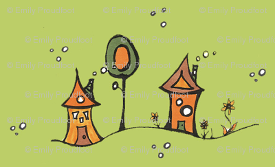 Halloween_Houses