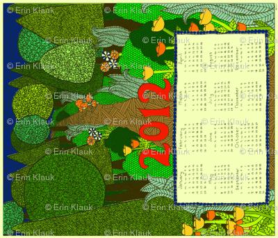 2012 Forest Calendar