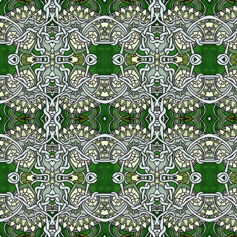 Native Spirit fabric by edsel2084 on Spoonflower - custom fabric
