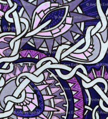 Purple Purple, Purple