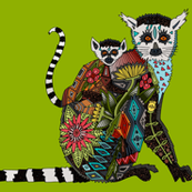lemur love lime