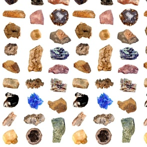 Rocks and Crystals