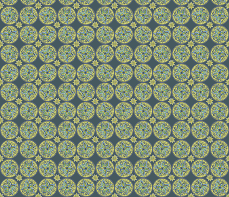 tiles fabric by nicoletamarin on Spoonflower - custom fabric
