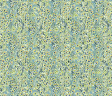 tailpattern fabric by nicoletamarin on Spoonflower - custom fabric