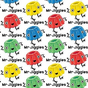Mr Jiggles - jello