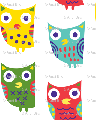 Owls are a Woot