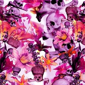 pink bones and blooms