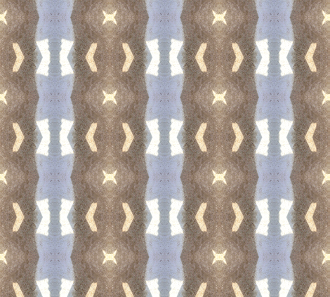 Ground Hog Day in the Marais fabric by susaninparis on Spoonflower - custom fabric