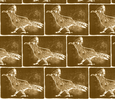 roadrunner2 fabric by junej on Spoonflower - custom fabric