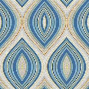 Palazzo in Blue