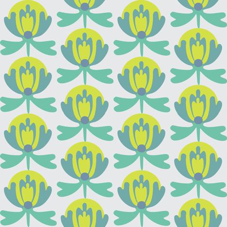 lilli_aquarius fabric by lilliblomma on Spoonflower - custom fabric