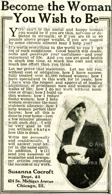 1918 Personal Problems Solved advertisement