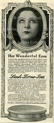 1918 Eye Cosmetics Advertisement