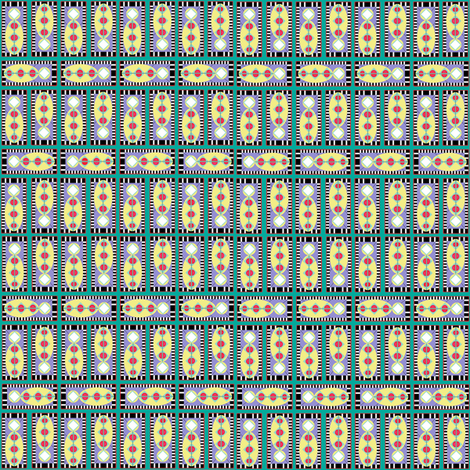 bug_me_-_green fabric by maplewooddesignstudio on Spoonflower - custom fabric