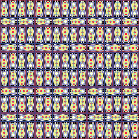 bug_me_-_navy fabric by maplewooddesignstudio on Spoonflower - custom fabric