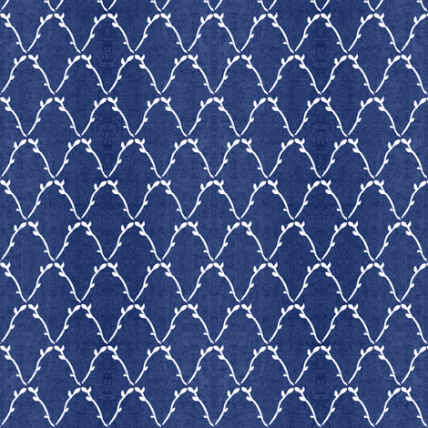 leafy-diamond-lattice-DKINDIGO