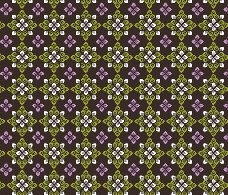 Sophie fabric by alisontauber on Spoonflower - custom fabric