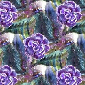 purple_painted_flower
