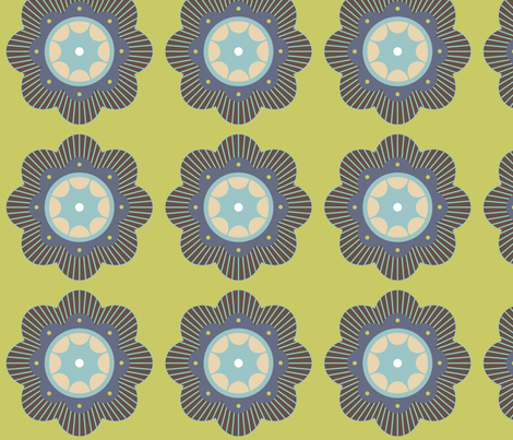 Bella 3 fabric by thepatternsocial on Spoonflower - custom fabric