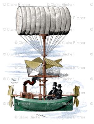 Airship ~ small
