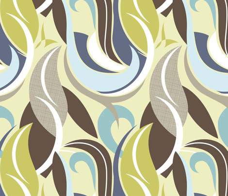 Bella 7 fabric by thepatternsocial on Spoonflower - custom fabric