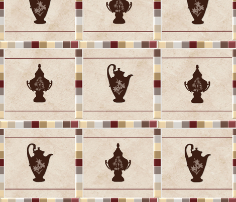 Pompeii fabric by jabiroo on Spoonflower - custom fabric