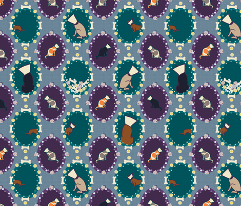 No Shame fabric by joybucket on Spoonflower - custom fabric