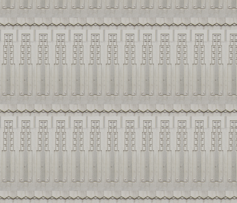 Deco_Grey Band WALL-1 fabric by pad_design on Spoonflower - custom fabric