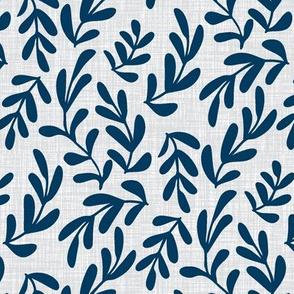 Leaf Blue