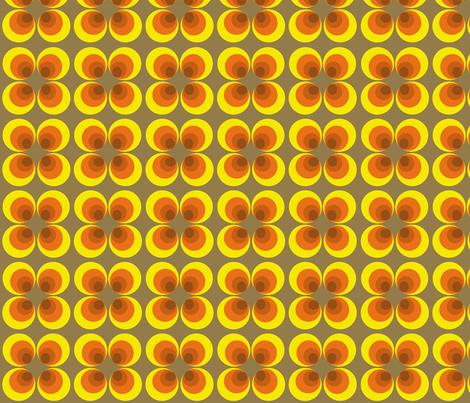 So so seventies fabric by glanoramay on Spoonflower - custom fabric