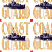 Semper paratus - always ready - USCGC Taney