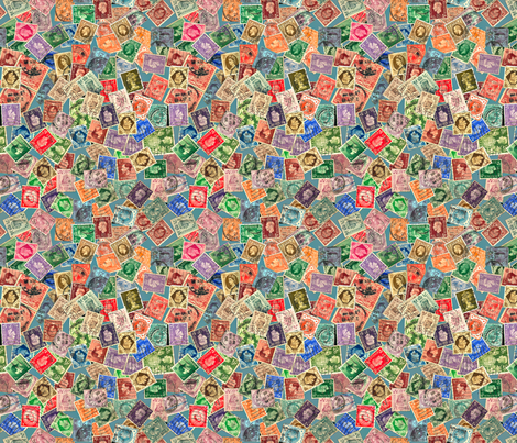 Great_Britain fabric by koalalady on Spoonflower - custom fabric