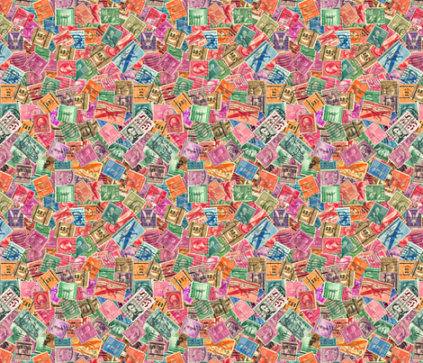 United States fabric by koalalady on Spoonflower - custom fabric