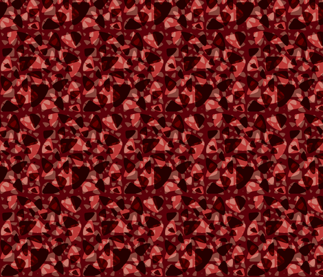 Chorizo De Pamplona fabric by kitschkat on Spoonflower - custom fabric