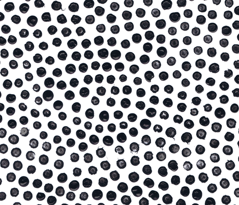 Spots - 2 fabric by heytangerine on Spoonflower - custom fabric