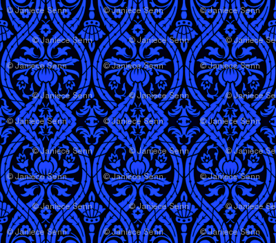 Pomp and Circumstance in Blue
