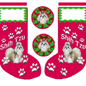 Shih_Tzu_Christmas_Stocking