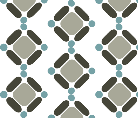 UMBELAS DOTT fabric by umbelas on Spoonflower - custom fabric