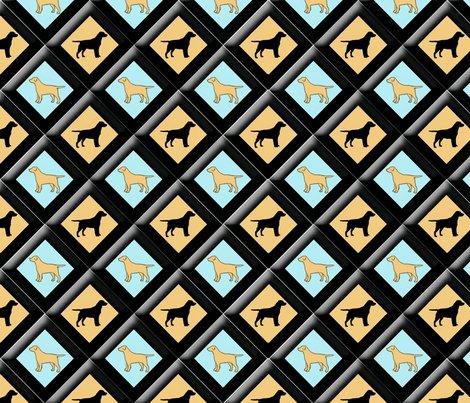 Rrblack_and_yellow_lab_diamond_pattern_24_x_24_shop_preview