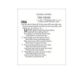Anglican Hymn 586